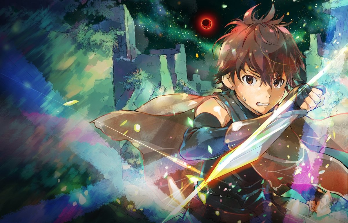 10 anime like hai to gensou no grimgar