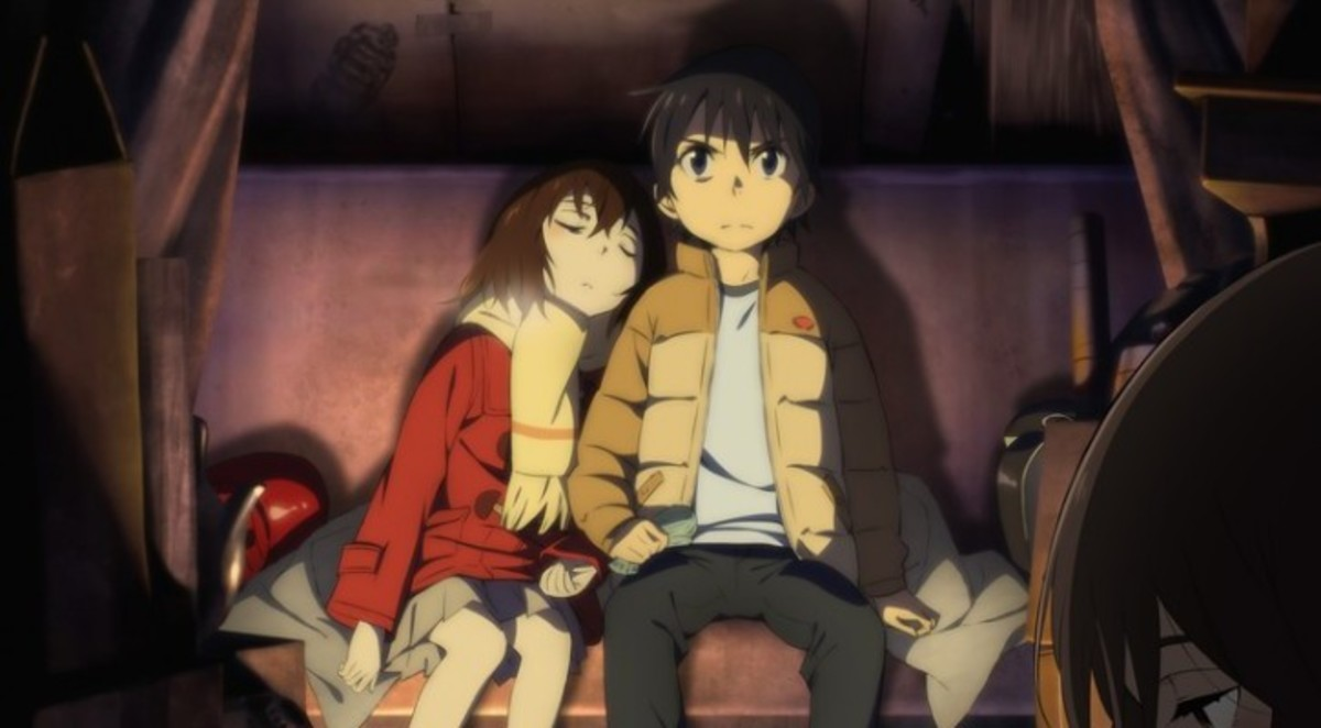 10 Anime Like Boku Dake Ga Inai Machi ERASED