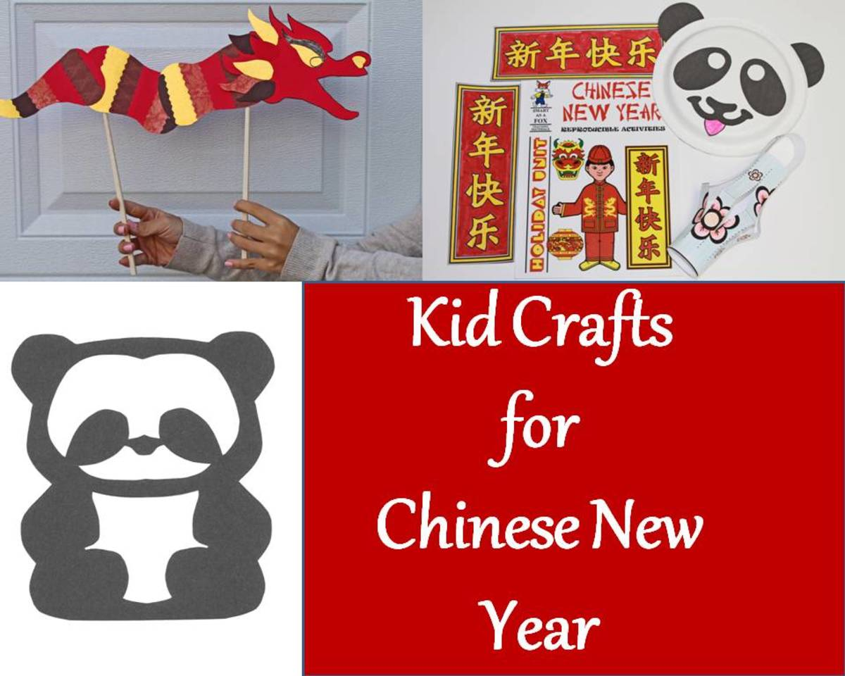 kid crafts for chinese new year quick and easy printables and projects for lunar new