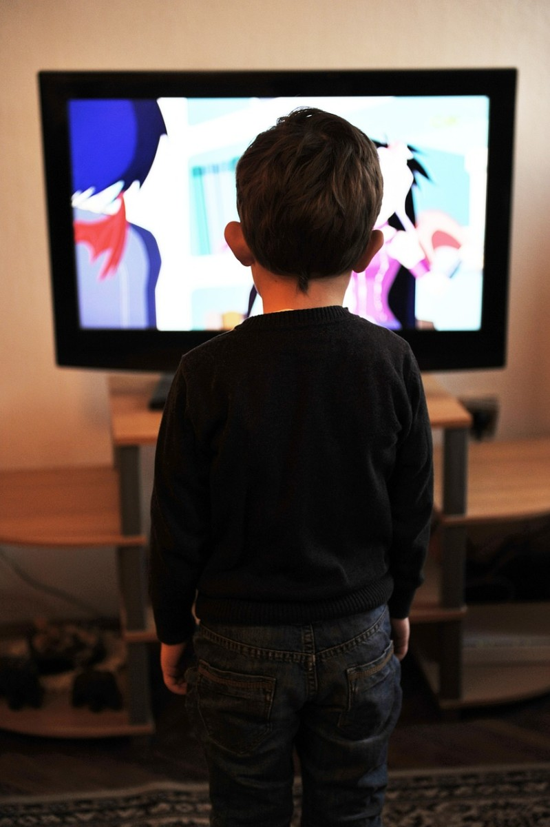Screen time is detrimental to a child's healthy development