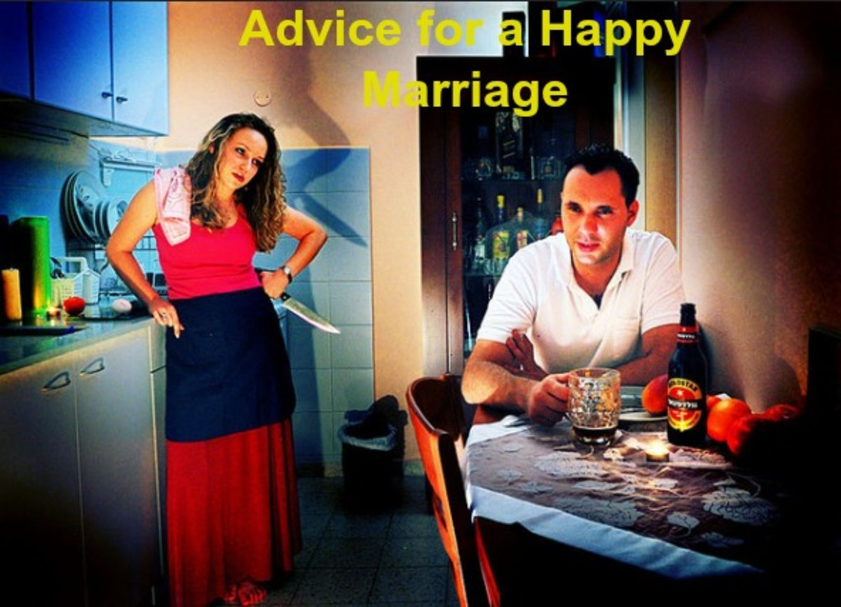 20 Tips for a Happy Marriage