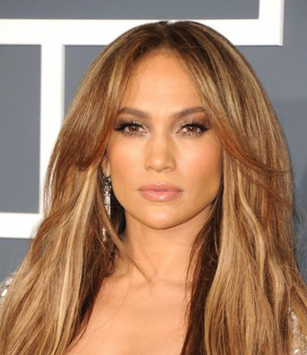J. Lo has famously flawless skin. Find out how to apply makeup to replicate her look.