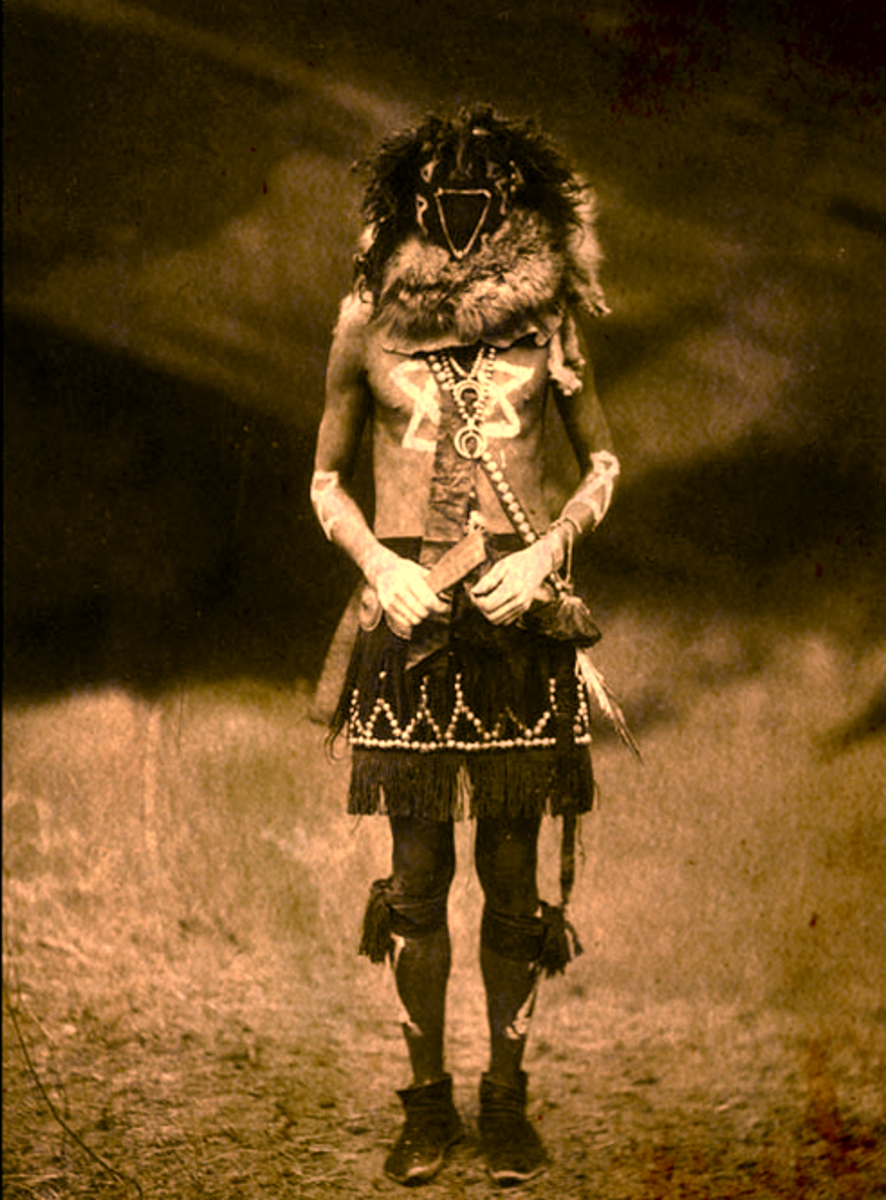 Urban Legends: The Navajo Skinwalker