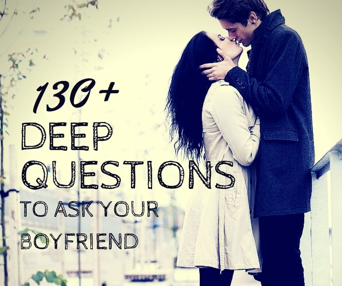 21 questions to play with your boyfriend