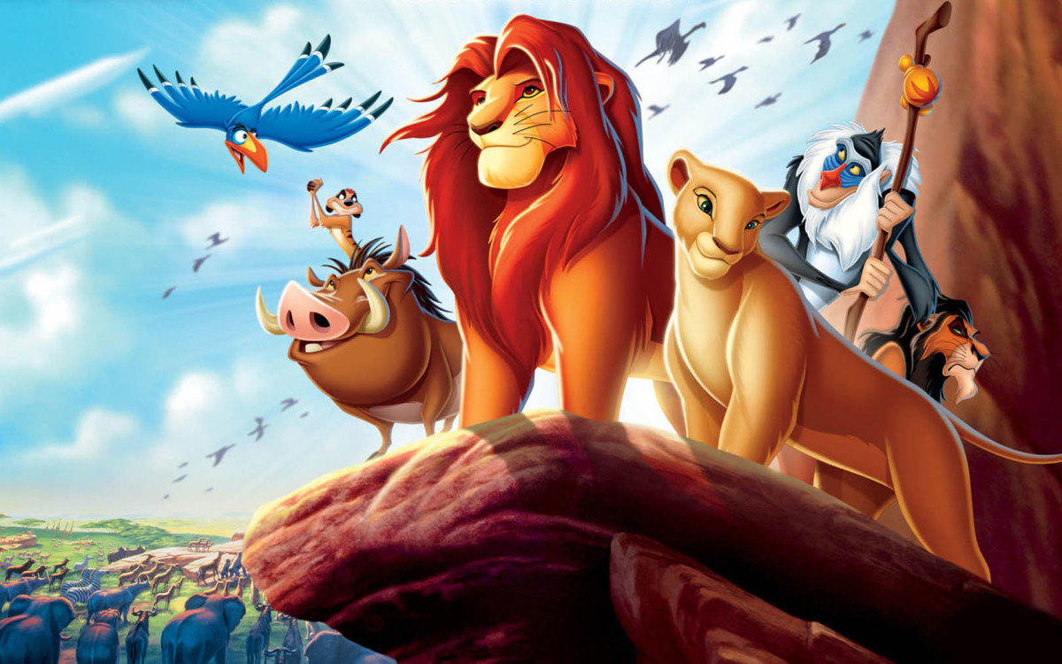 "Every King Throughout ""Lion King"" History"