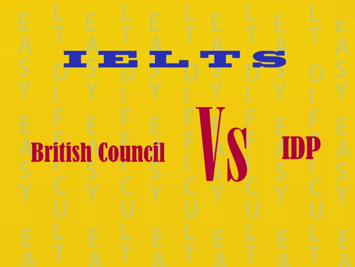 IDP or British Council? Which Is Easier?
