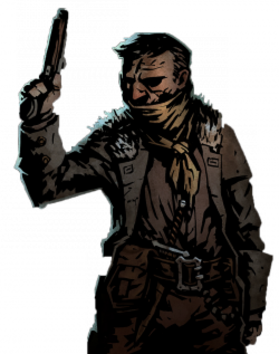 Darkest Dungeon: Highwayman - Skill Guide