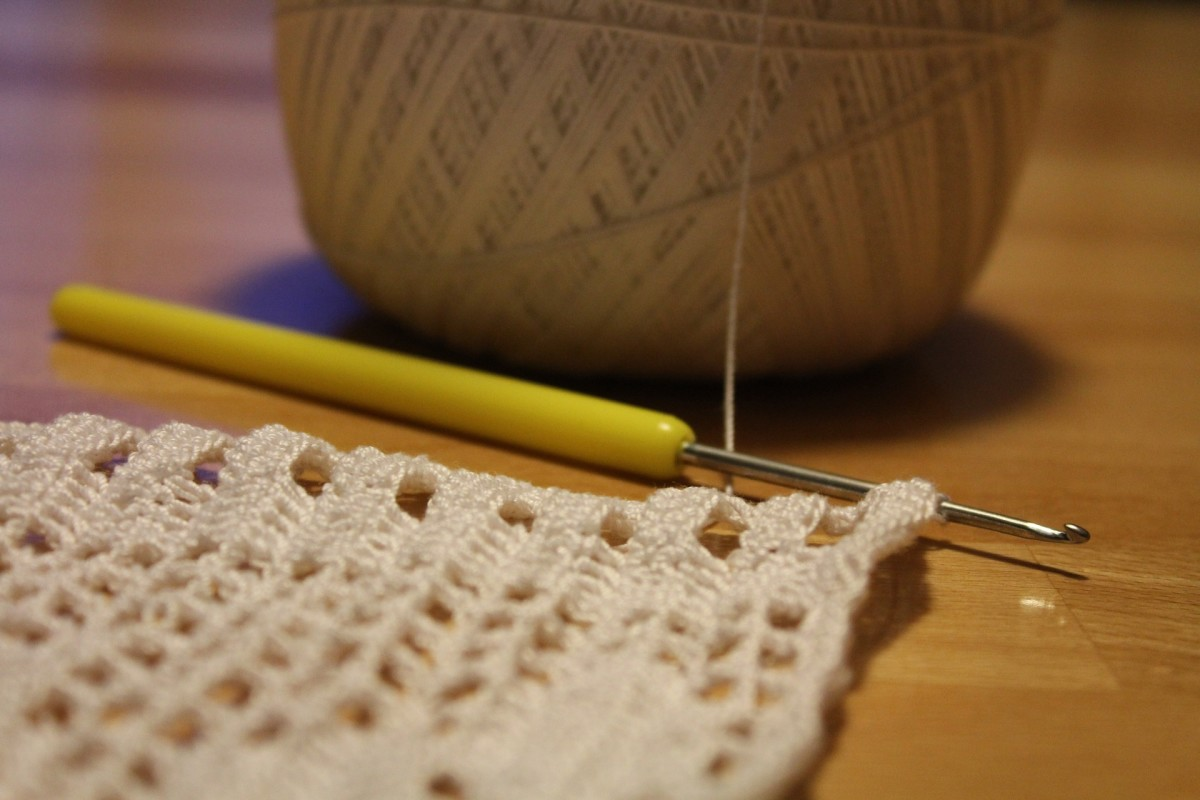 How to Make a Full-Time Income Crocheting