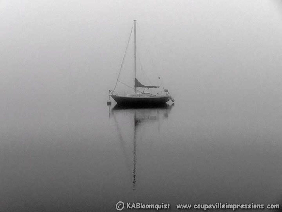 The Drip Dry Sail