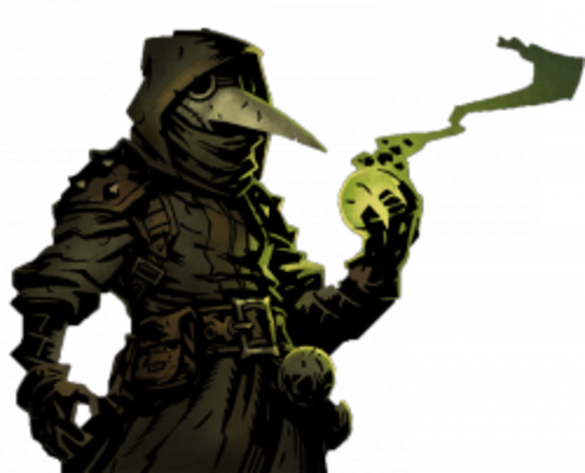 Darkest Dungeon: Plague Doctor - Skill Guide