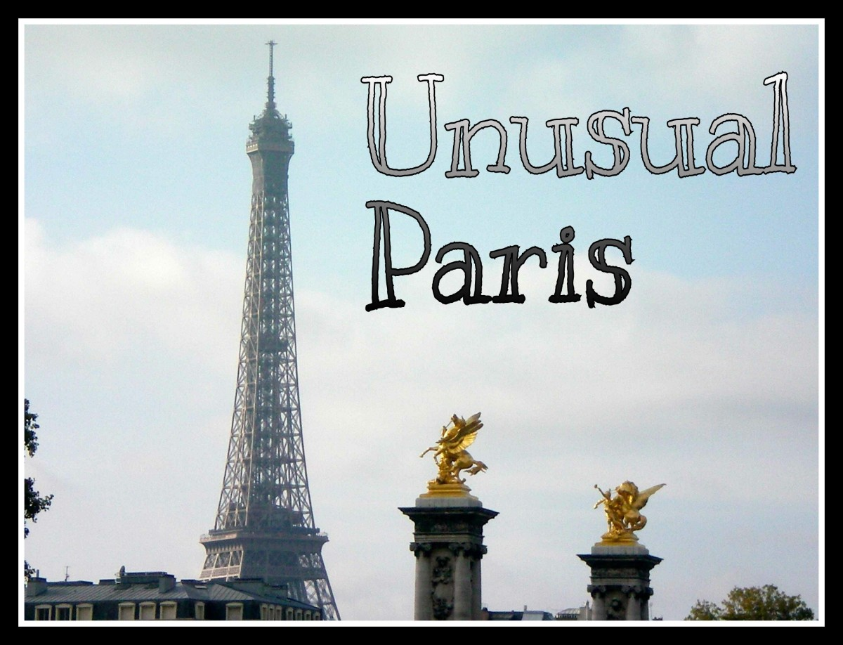 Unusual Paris