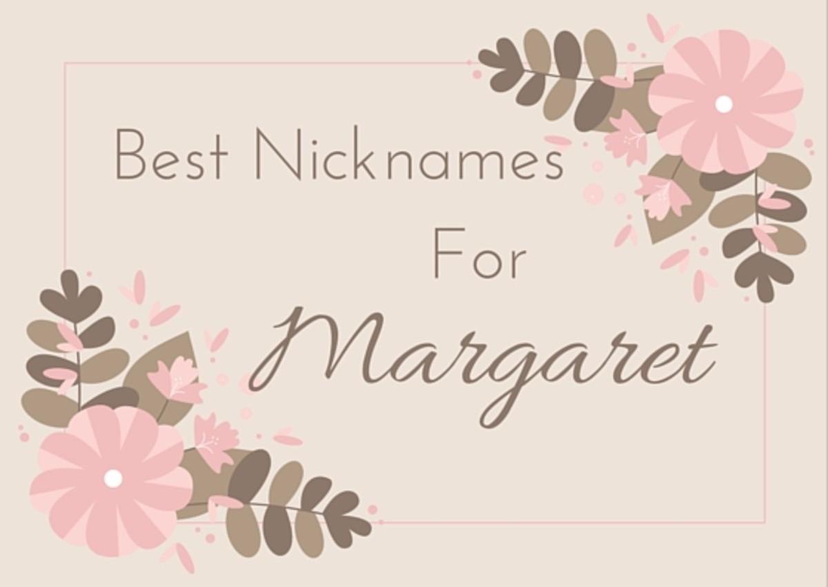 best-nicknames-for-margaret