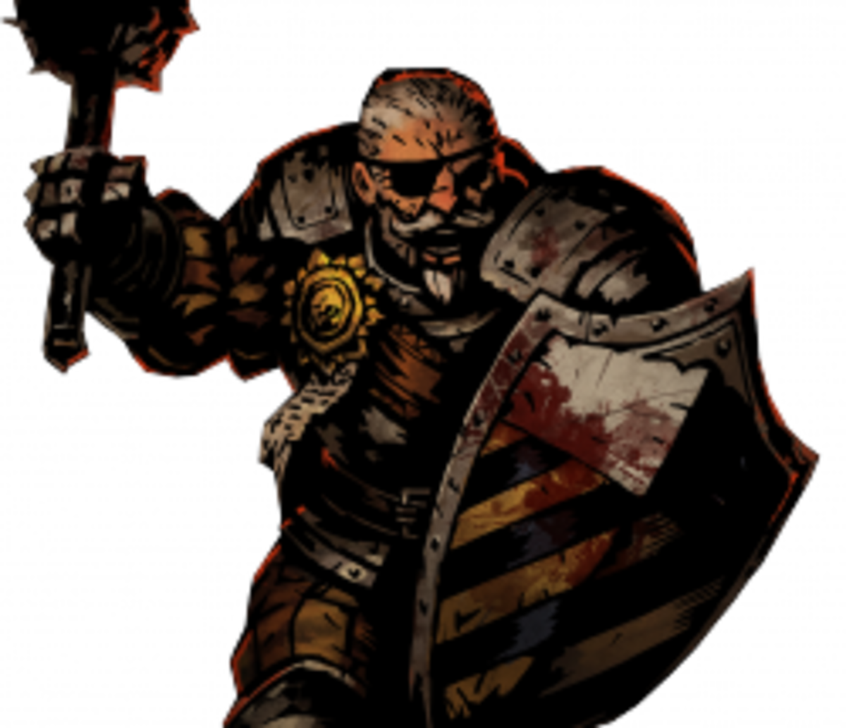 Darkest Dungeon: Man-at-Arms - Skill Guide