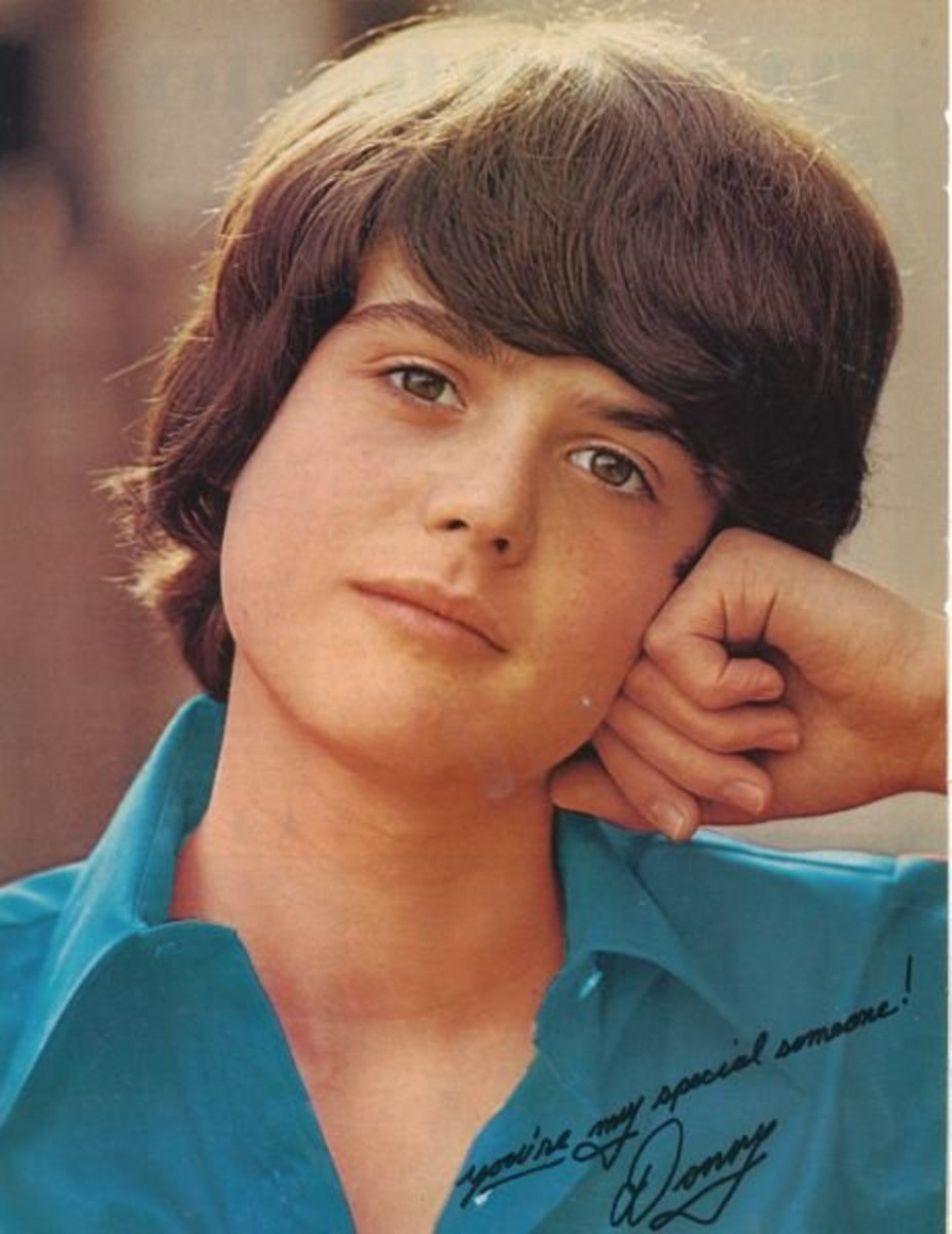 Top 5 Donny Osmond Songs From The 1970's
