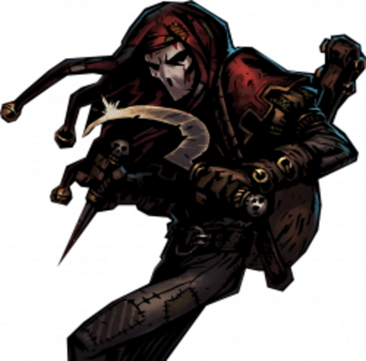 Darkest Dungeon: Jester - Skill Guide