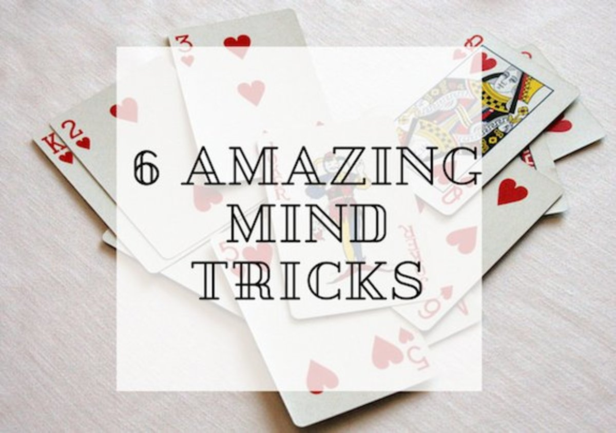 6 Amazing Mind Tricks to Play on Your Friends