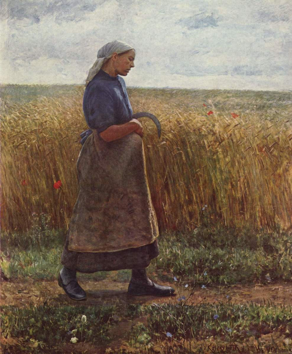The clothing of a peasant was simple, inexpensive, and made for ease of movement