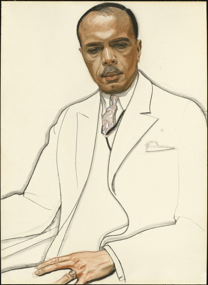 James Weldon Johnson's