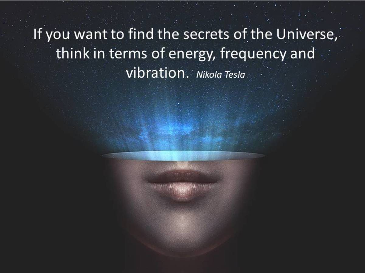 Alter Your State of Mind With Energy, Frequency & Vibration
