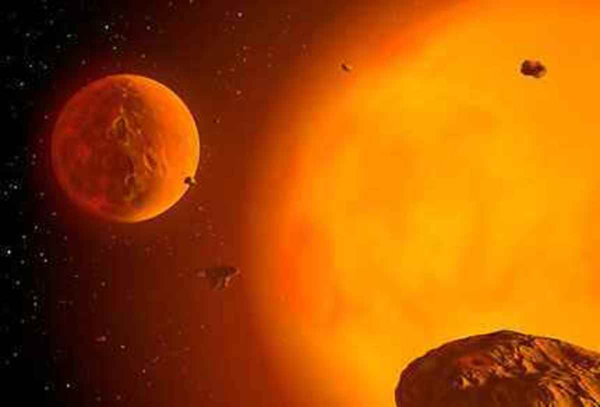 Is There a Planet Vulcan? The Story of the Planet That Never Was but the Asteroids That Could Be