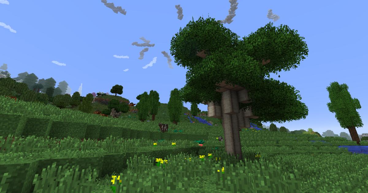 Minecraft Mod Examination: Natura
