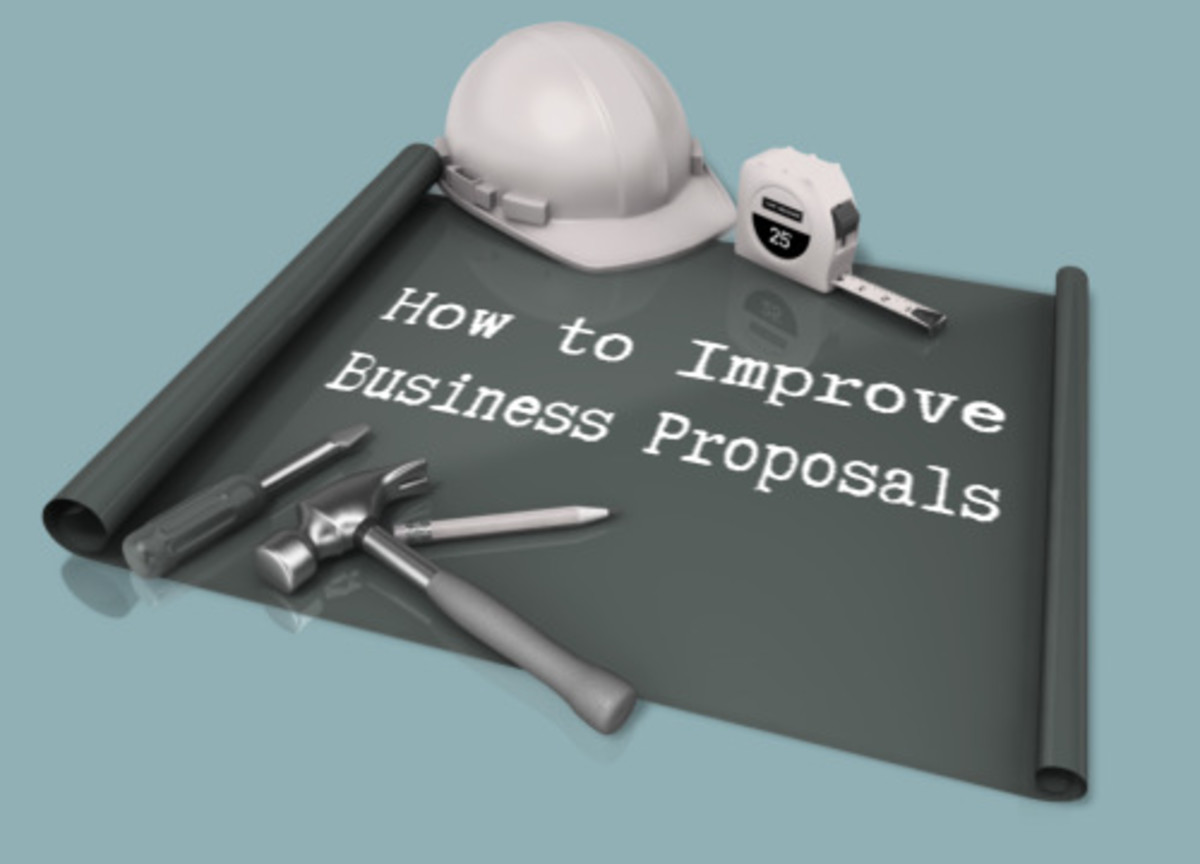 How to Improve the Business Proposal Writing Process