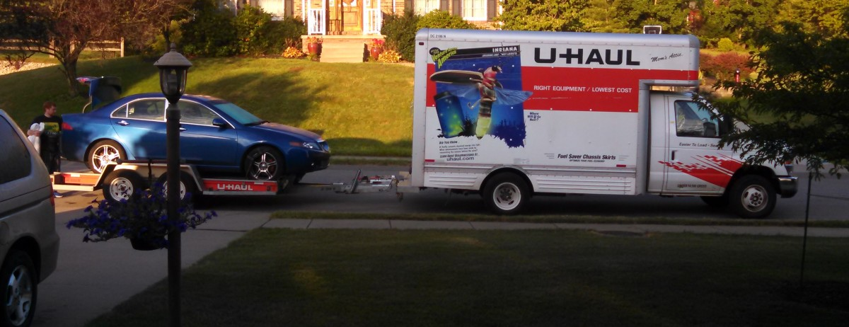 DIY Moving: Lessons Learned Cross-Country in a U-Haul