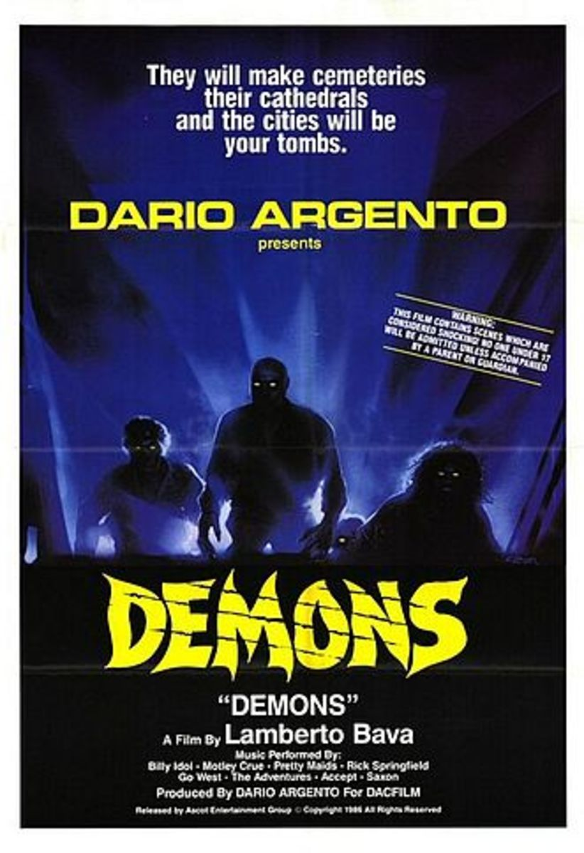 "Great Bad Movies: Lamberto Bava's ""Demons"" (1985)"