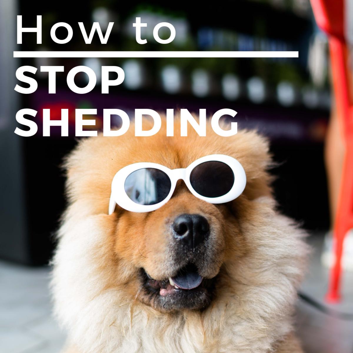 Stop Shedding