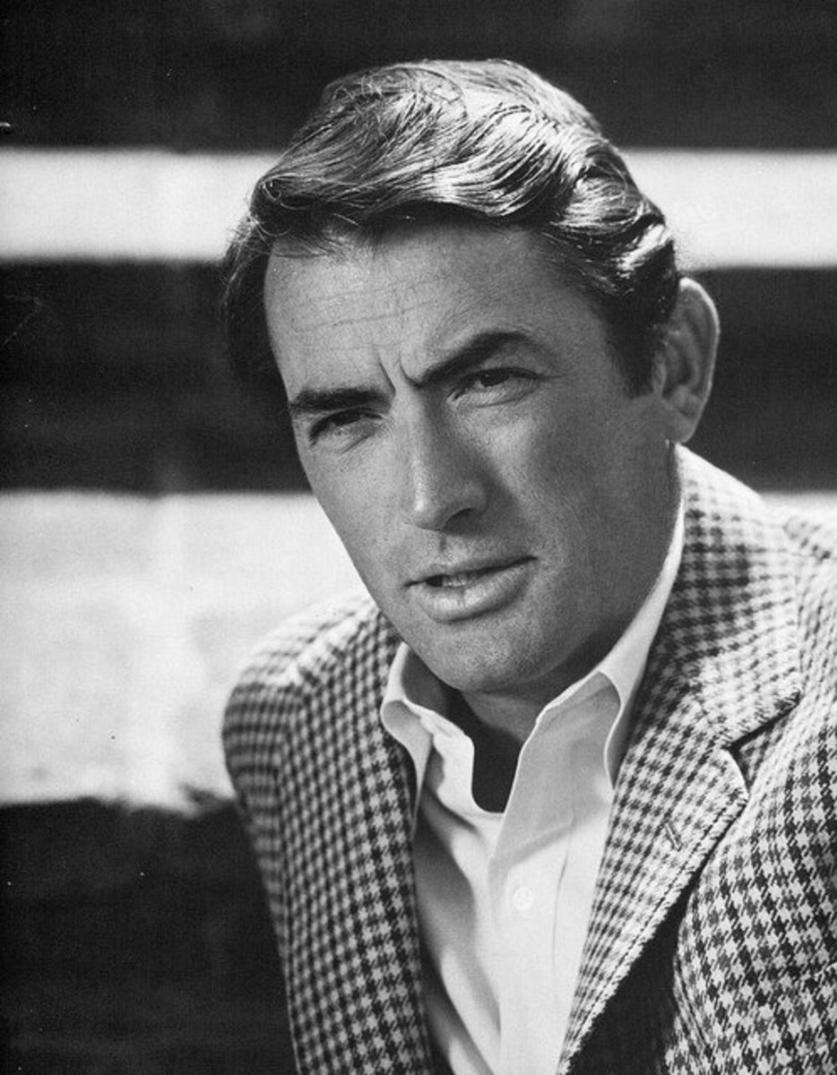 Top Ten Gregory Peck Films