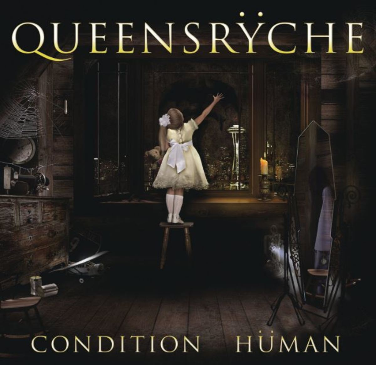 "Queensrÿche, ""Condition Human"" Album Review"