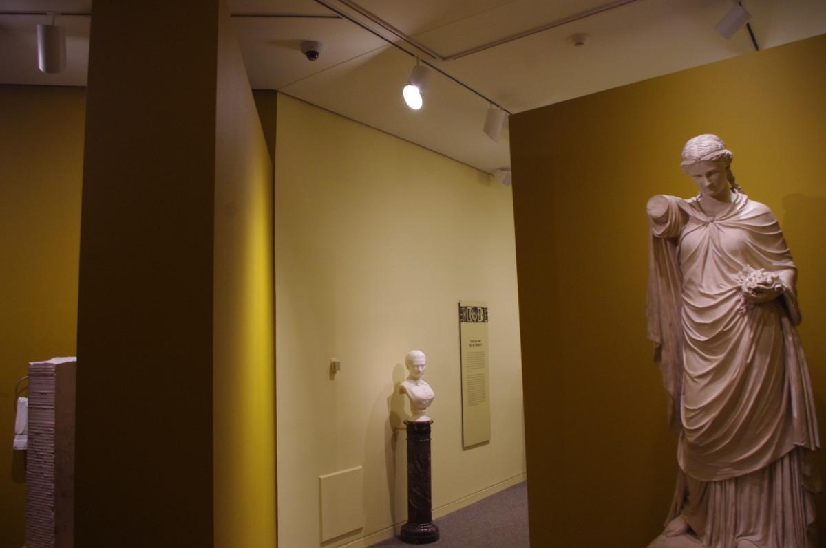 William Henry Rinehart's Marble Studio