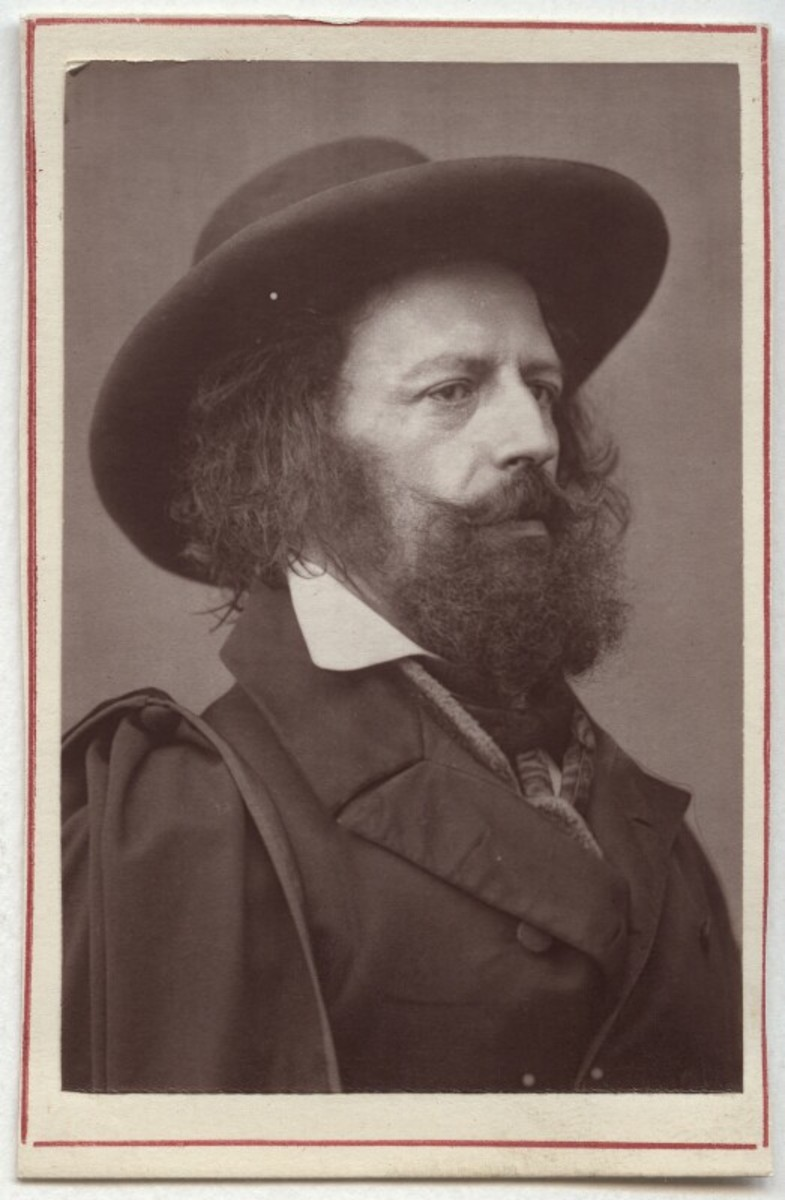 Lord Tennyson's