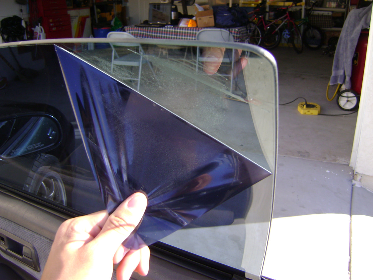 How to Tint Your Car Windows (Legally)
