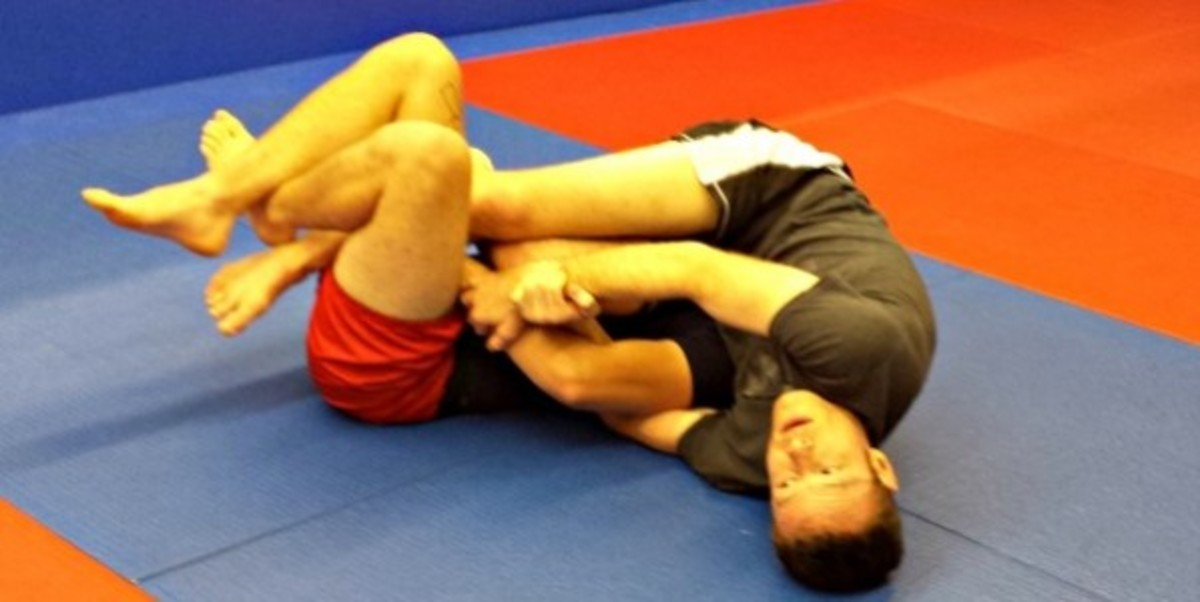Advanced Kimura Grip Concepts:  The