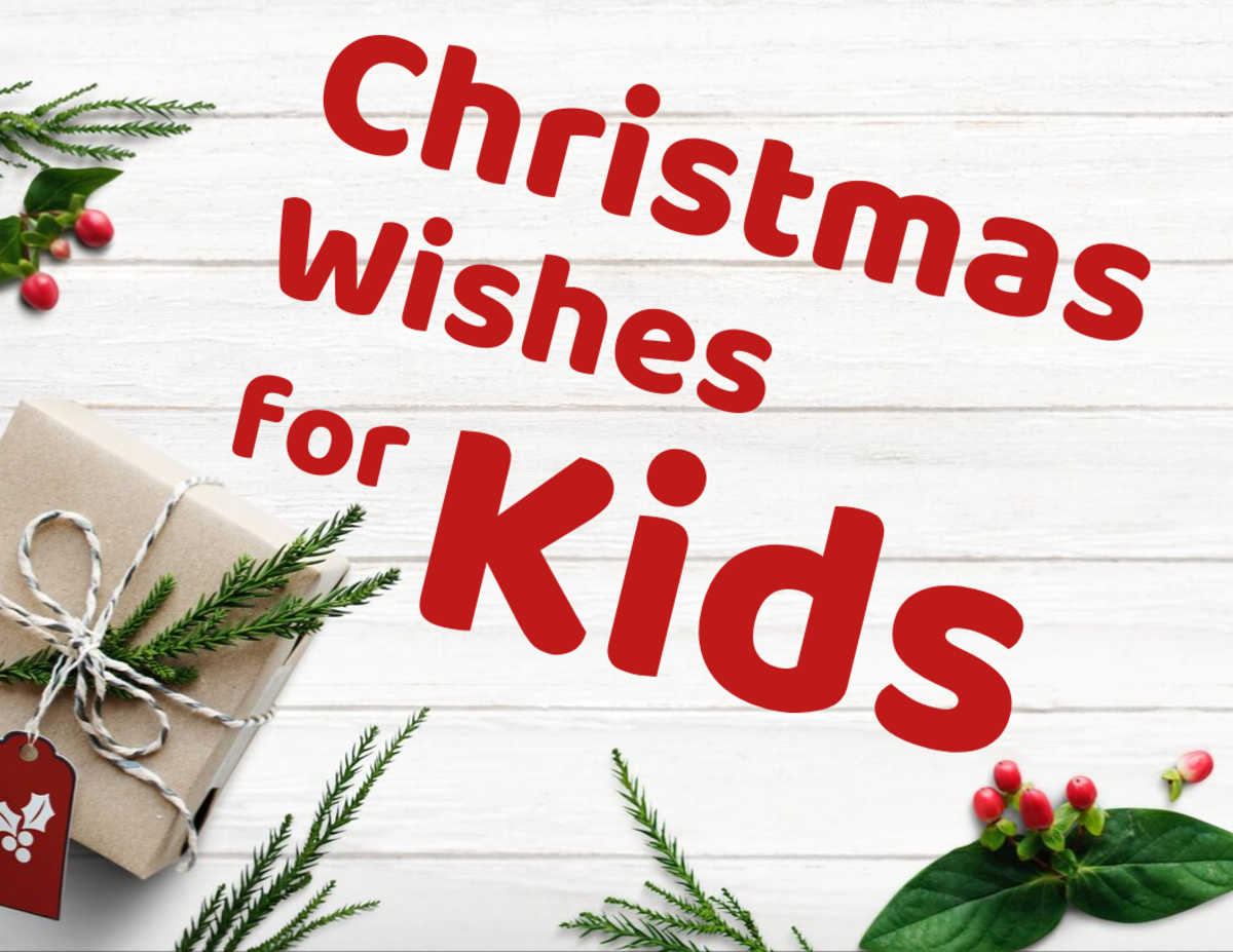What to Write in Christmas Cards for Kids