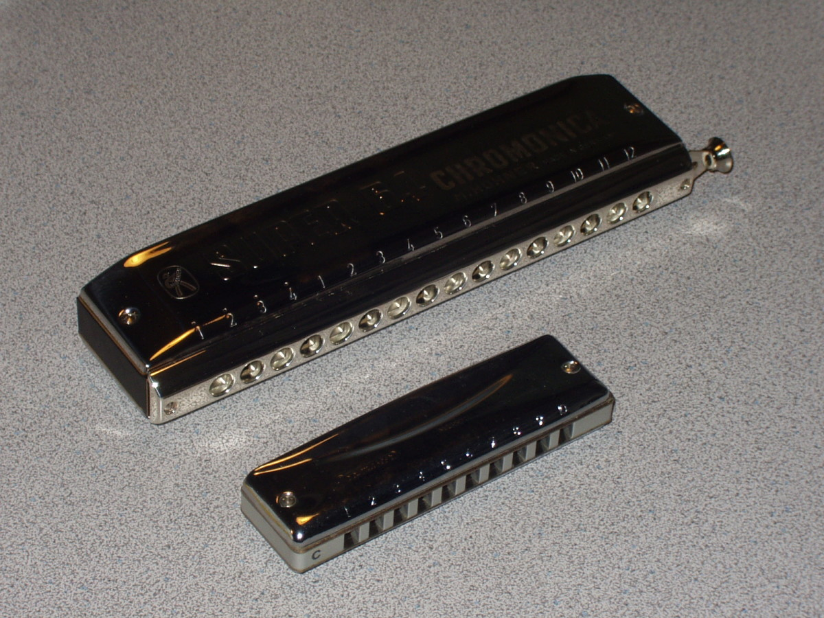 The Harmonica: Masters of the Mouth Harp