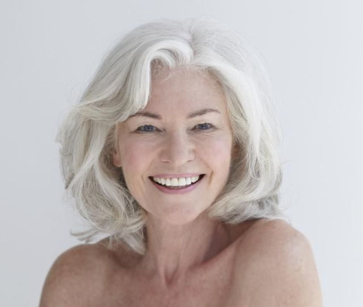 Silver Fox Hair Styles For Medium Texture Wavy Hair Bellatory Fashion And Beauty