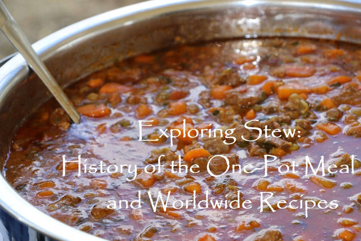 Exploring Stew: History of the One-Pot Meal and Global Recipes