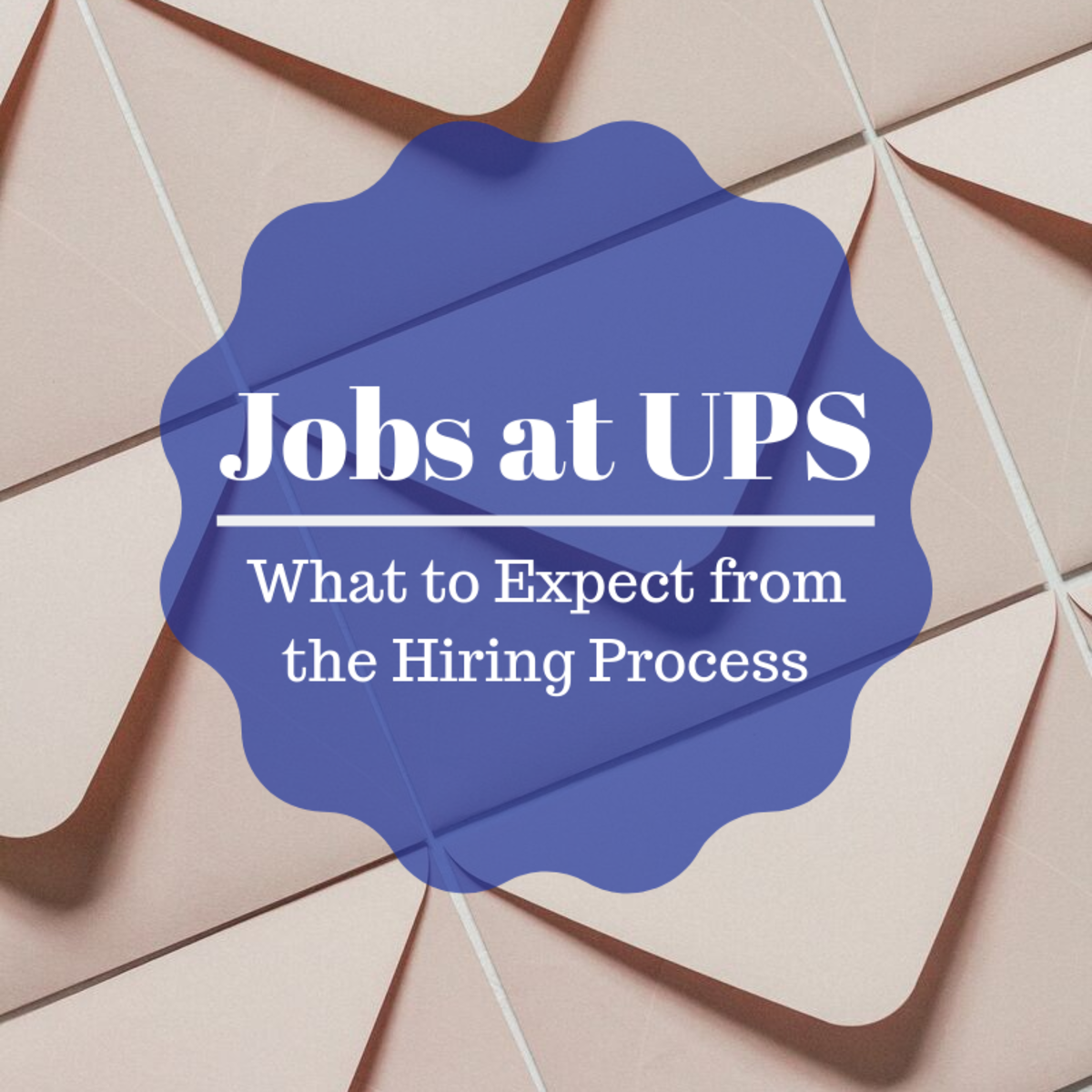 The United Parcel Service is a great employer. Learn how to apply and what to expect from the hiring process.