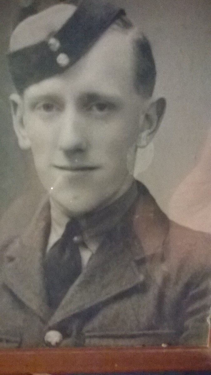 Sergeant Ronald Stone Bomber Command- What really happened on that day November 1942?