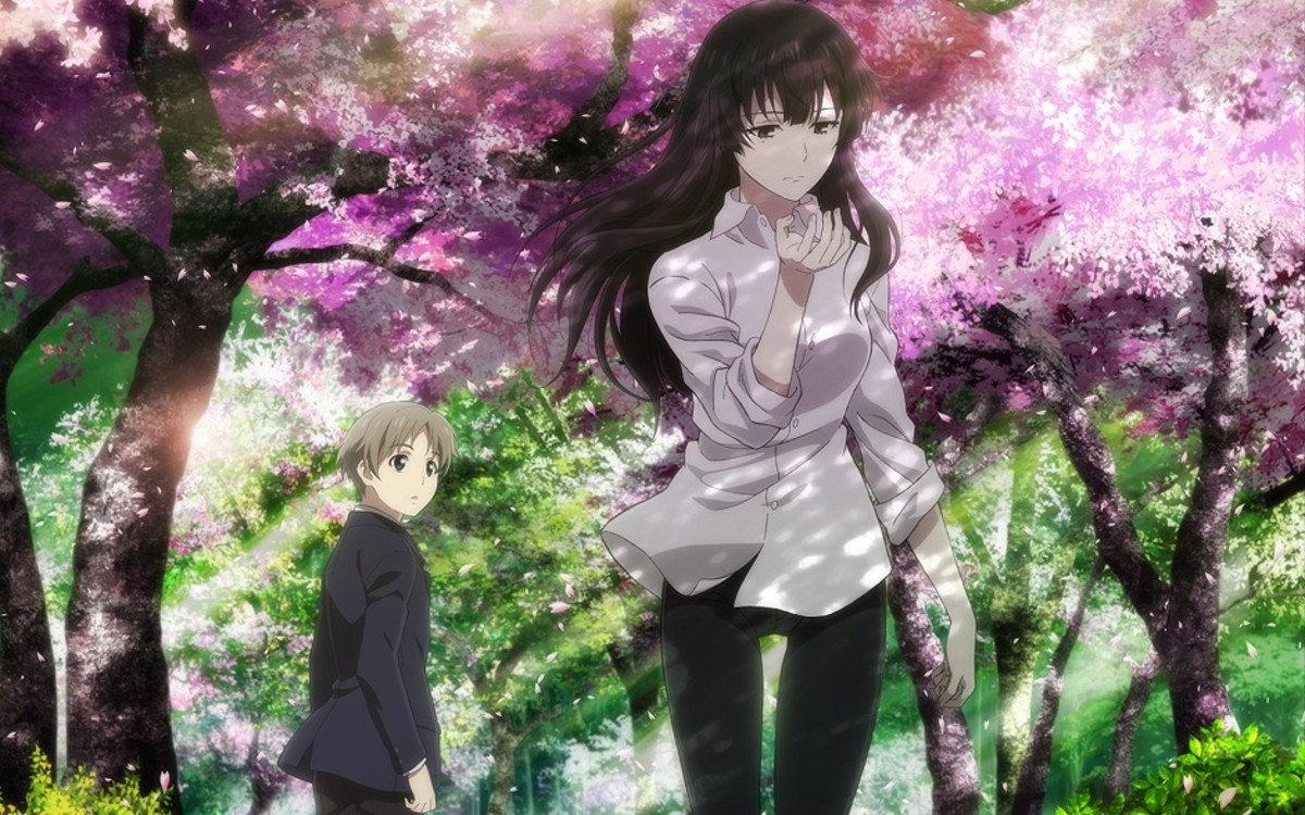 Sakurako-san no Ashimoto ni wa Shitai ga Umatteiru (Beautiful Bones: Sakurako's Investigation)