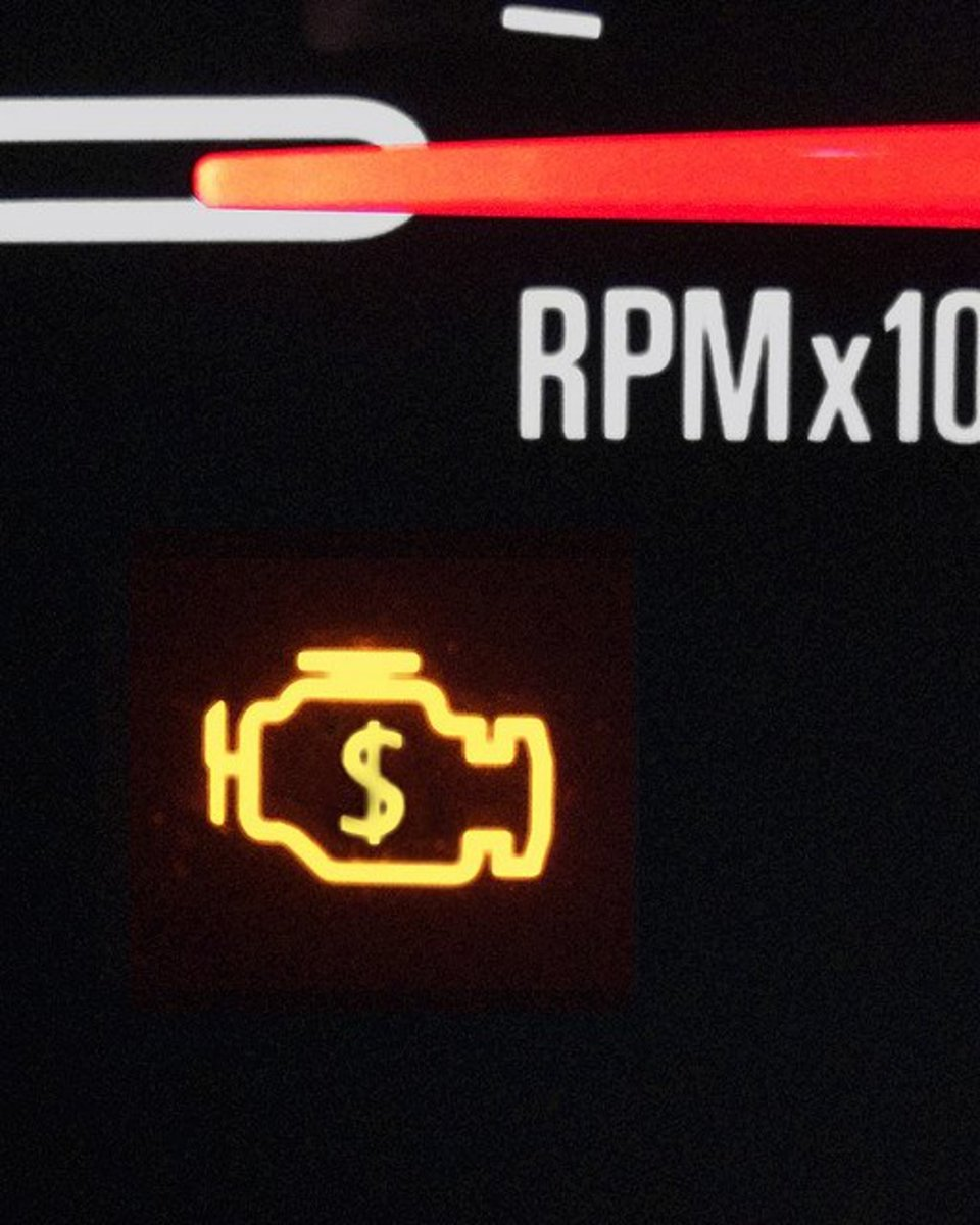 What It Means When a Check Engine Light Is On or Flashing | AxleAddict