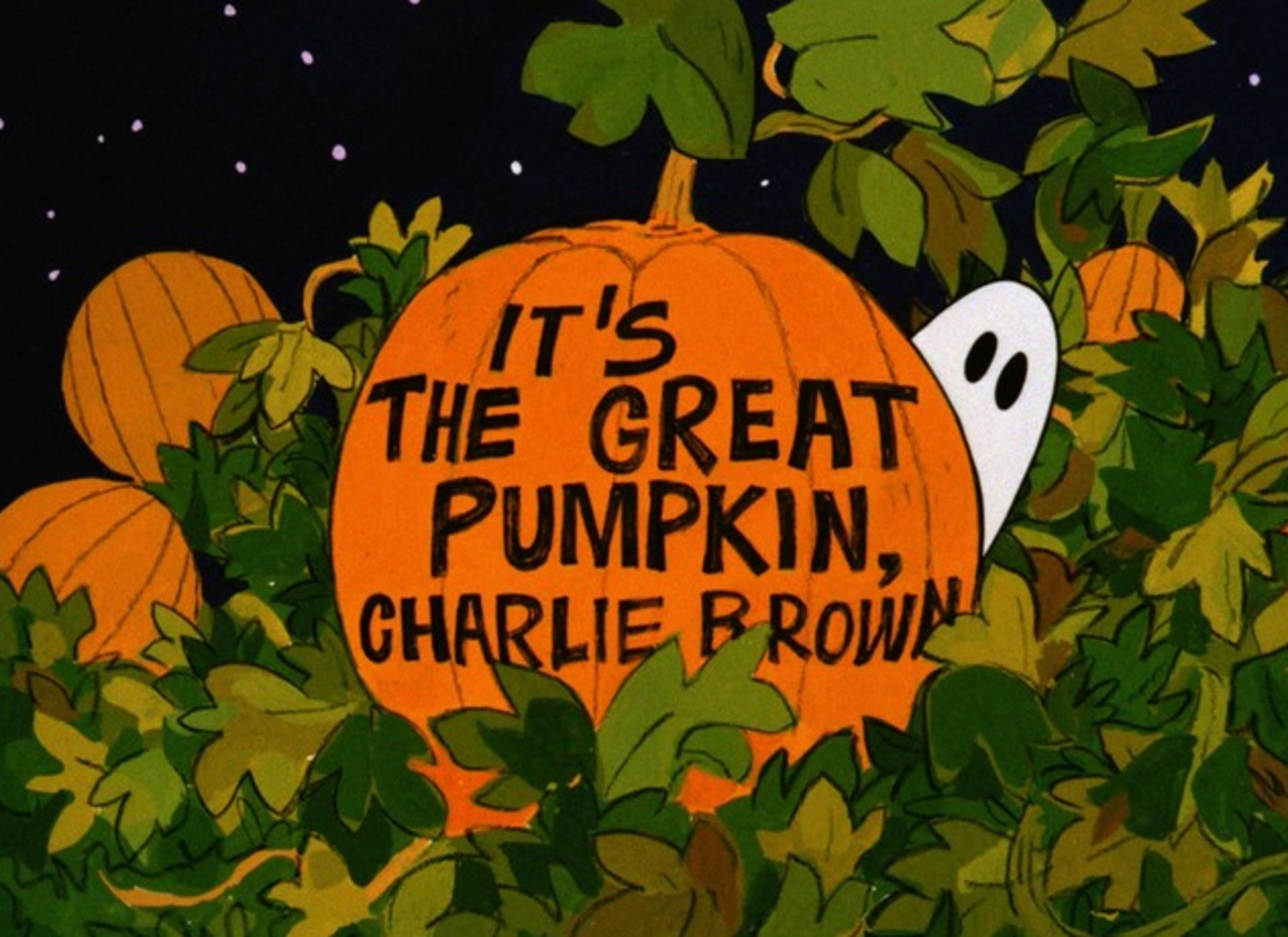 It's the Great Pumpkin, Charlie Brown: The Peanuts Take on Halloween