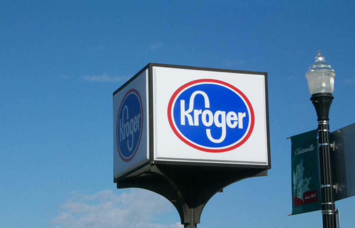 If you're in need of a job, Kroger is a pretty good place to look.