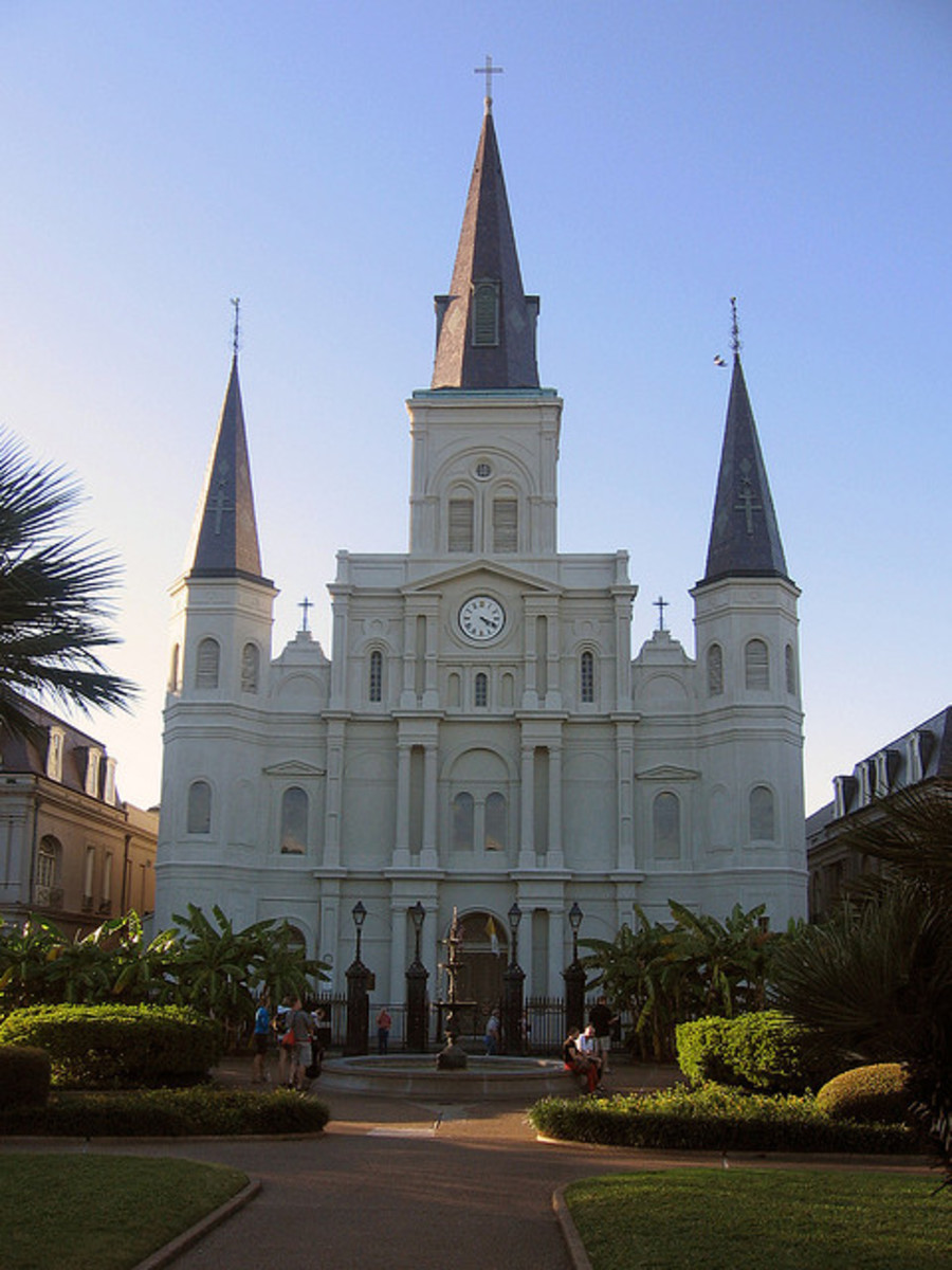 Top Things to Do in Downtown New Orleans