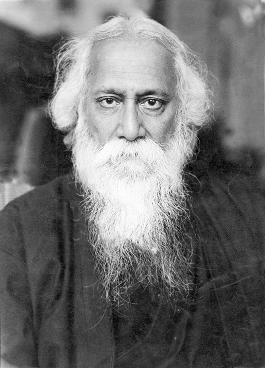 "Rabindranath Tagore's ""The Journey"""