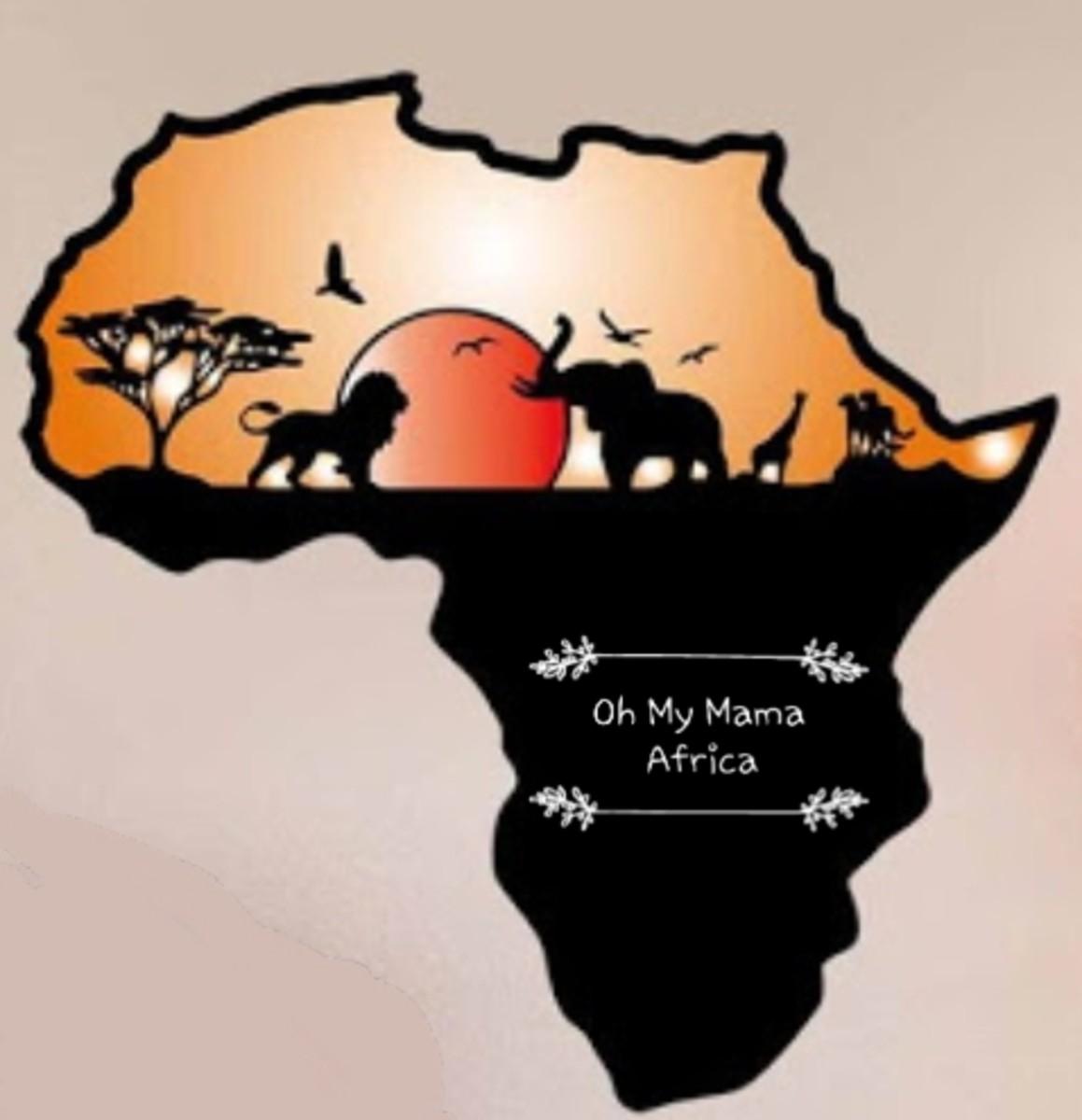 Oh My Mama Africa