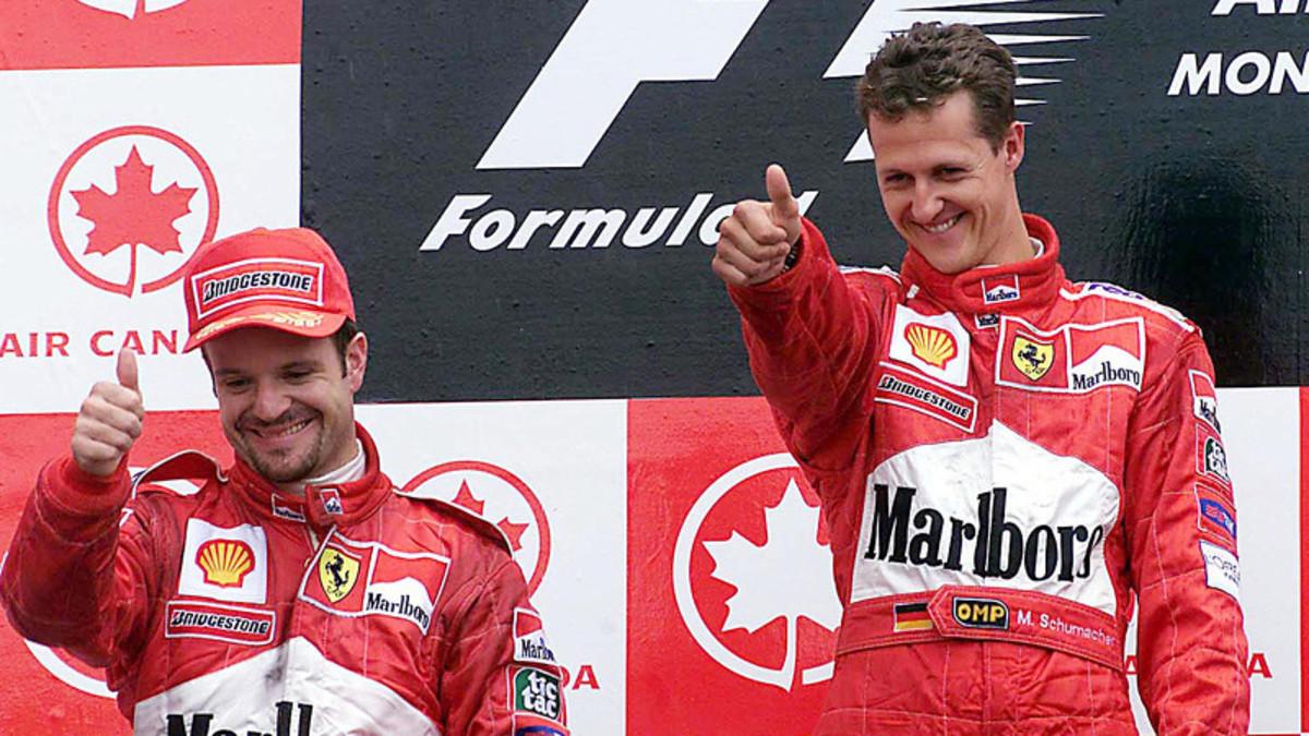 The 2000 Canadian GP: Michael Schumacher's 40th Career Win