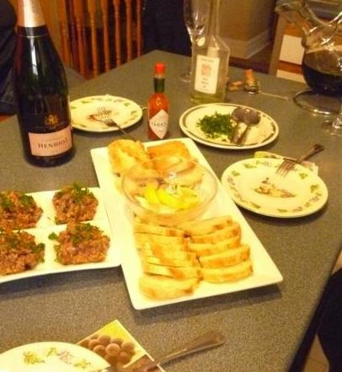 Fabulous Steak Tartare Recipe